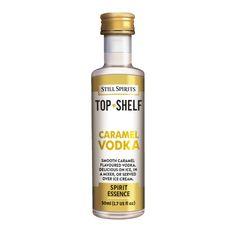 Still Spirits - Top Shelf - Spirit Essences - Caramel Vodka