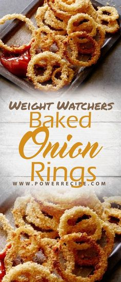 Onion Rings - All about Your Power Recipes - Recipes. Mmmmm, Baked Onion Rings - All about Your Power Recipes - Recipes. Mmmmm, Baked Onion Rings - All about Your Power Recipes - Recipes. Weight Watchers Sides, Weight Watchers Smart Points, Weight Watcher Dinners, Weight Watchers Cheesecake, Weight Watchers Cake, Weigh Watchers, Ww Recipes, Cooking Recipes, Healthy Recipes