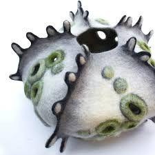 Image result for felt sculpture