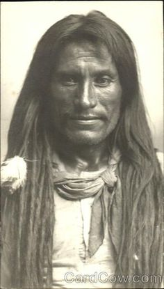Cocopah Indian named Mosquito Bill The Cocopah tribe, also known as the River people lived along the Colorado river for years. to learn more, see here http://www.cocopah.com/