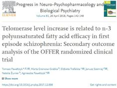 Schizophrenia is associated with shortening of the lifespan mainly due to cardiovascular events, cancer and chronic obstructive pulmonary disease. Schizophrenia, Psychiatry, Trials, Omega, Clinic, Cancer, Science, Science Comics, Psych