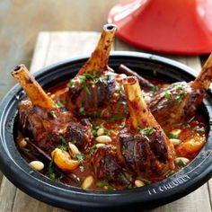 Moroccan Lamb Shank Tagine - Le Creuset Recipes