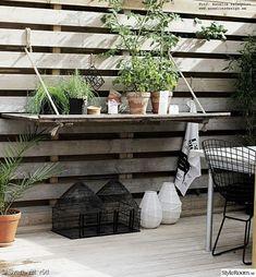 trädäck,uteplats ,altan,dörr,växter