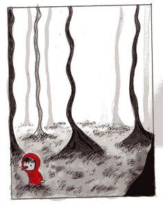 Cappuccetto Rosso.