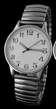 New Fashion women dress watches stainless Steel Elastic band Quartz Watch Lovers vintage Watches Elderly Watches Reloj Hombre