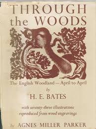 Through the Woods H.E. Bates www.thevansishedworld.co.uk