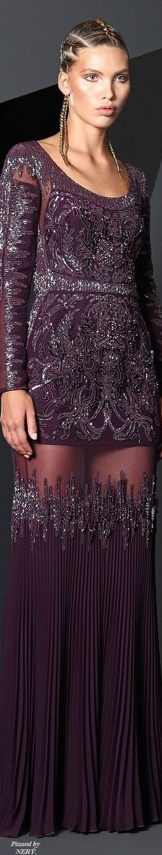 Basil Soda Couture Fall/2016