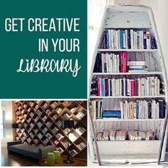 Display your favorite reads in an exciting and engaging way!