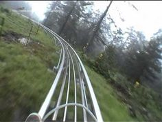 FUN FUN FUN... The Alpine Coaster in Imst, Austria. INCREDIBLY COOL. I want to do this BAD!