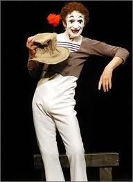 Marcel Marceau March 1923 – 22 September Soon after the Art Of Silence, Mime Artist, Liberation Of Paris, Ages Of Man, Perfect English, Drama Class, Send In The Clowns, Pantomime, French Army