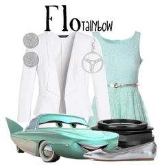 """Flo"" by tallybow ❤ liked on Polyvore featuring moda, Glamorous, White House Black Market, Kenneth Jay Lane, GUESS y Karen Kane"