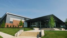 The RAC (Recreation and Athletic Complex) - George Mason University