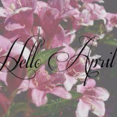 #aprilgold @FOLLOWING APRIL