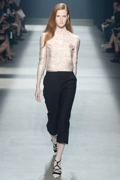 Narciso Rodriguez Spring 2014 Ready-to-Wear - Collection - Gallery - Style.com