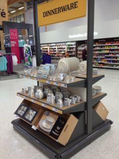 Sainsbury's - Kings Lynn - Homewares - Home - Cook & Dine - Supermarket - General Merchandise - Non Food - Layout - Landscape - Visual Merchandising - www.clearretailgroup.eu