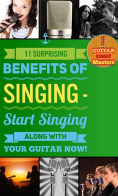 """""""How can I develop a vibrato singing voice? But firstly, what is actually singing in vibrato? A vibrato is a slight variation of pitch tone caused by the free oscillation of the Singing Lessons Online, Singing Lessons For Kids, Singing Tips, Guitar Songs, Guitar Chords, How To Treat Acne, The Voice, Benefit, Improve Yourself"""