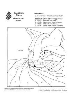 Obsession Art Glass Stained Glass Kits and patternsEverything made of Glass Cat Quilt Patterns, Intarsia Patterns, Paper Piecing Patterns, Applique Patterns, Mosaic Patterns, Stained Glass Kits, Stained Glass Patterns Free, Stained Glass Quilt, Stained Glass Crafts