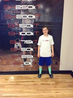 Another member reaches 10K makes!!! Congrats Lauren aka @basketballchamp13, you're a superstar!