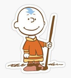 Retro Illustration, Avatar The Last Airbender, Printable Stickers, Paper Clip, Laptop Stickers, Things To Buy, Overlays, Graphic Art, Snoopy