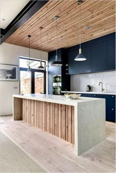 31 Modern Kitchen Concepts Every House Cook Demands to See - Home Design Inspiration Stylish Kitchen, Modern Kitchen Design, Interior Design Kitchen, Kitchen Designs, New Kitchen, Kitchen Dining, Kitchen Decor, Kitchen Ideas, Kitchen Cabinets