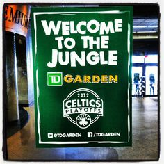 Welcome to the jungle well.