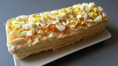 LA COCINA ITALIANA DE CARMEN nunca nos defrauda, este pastel frío tiene una pinta deliciosa... ¿Nos gustará? ¡Descubrámoslo!
