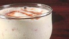 Boozy Strawberry and Cream Milkshake Recipe | The Chew - ABC.com