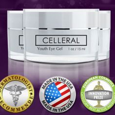 Celleral Youth Eye Gel Review –  Outstanding and Incredible Skin Treatment!