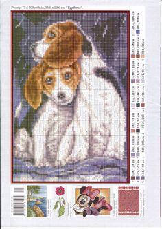 Gallery.ru / Фото #3 - В 53 - logopedd Counted Cross Stitch Patterns, Cross Stitch Charts, Cross Stitch Embroidery, Embroidery Patterns, Cross Stitch Numbers, Wire Fox Terrier, Dog Crafts, Dog Signs, Cross Stitch Animals