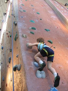 Names of Indoor Rock Climbing Holds and How to Use Different Types