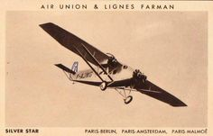 image interactive: On this day in Aviation 17 Feb 1930 by Francois Vebr
