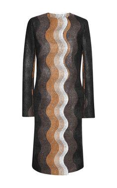 Wave Wool Coat by Marco de Vincenzo for Preorder on Moda Operandi Fashion Beauty, Womens Fashion, Fashion Trends, Pretty Patterns, Winter Wear, Wool Coat, Get Dressed, Beautiful Outfits, Casual Wear