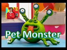 |Art Attack| The One with Halloween Pet Monster