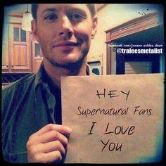 We love you too, sweetie... We love you too!!!