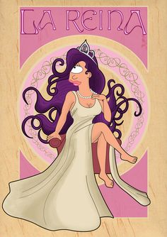 La Reina Leela by Pineapple-Swordfish