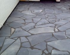 bluestone crazy paving  - Stones and Tiles by SARCS Corporation, Ceramic Manufacturers, Abbotsford, VIC, 3067 - TrueLocal