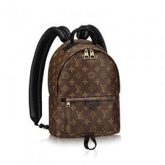 Authentic Louis Vuitton Monogram Canvas Palm Springs Backpack PM Handbag Article: Made in France - Prada Backpack - Ideas of Prada Backpack - Mochila Louis Vuitton Hombre, Louis Vuitton Rucksack, Louis Vuitton Taschen, Vuitton Bag, Louis Vuitton Handbags, Louis Vuitton Monogram, Women's Handbags, Luis Vuitton Backpack, Designer Handbags