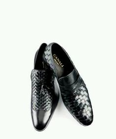 Canali Italian leather shoes.