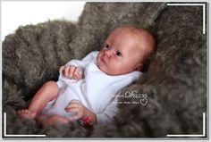 Preemie Tink Frühchen von Bonnie Brown reborn artist Andrea Heeren rebornDELUXE lifelike doll Rebornbaby