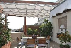 Unusual Rooftop Porch and Balcony Designs