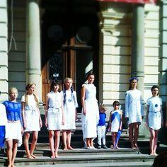 "Olya Steblak - summer collection ""Swallow"""