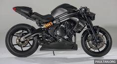 Kenstomoto BOBR: Malaysian Kenny Yeoh's third custom, based on a Kawasaki ER-6n – exclusive pics Image #500093