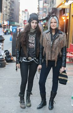 The best street style from CMJ