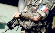 tattoos in the French Foreign Legion - Google 검색