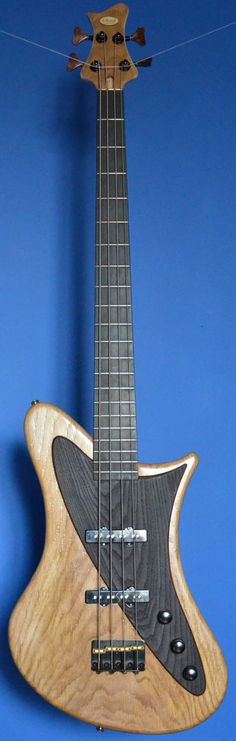 Marek Dabek ~ Stradi Guitars Bass --- https://www.pinterest.com/lardyfatboy/