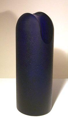 "František Vízner ""Blue Vase""  early 1970's"