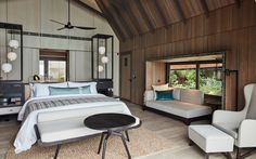 St. Regis Maldives Vommuli Resort -T+L   HOTELS + RESORTS The Best New Hotels in the World