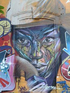 Street art in La Rochelle, France. #graffiti #art #travelpics @ La Rochelle