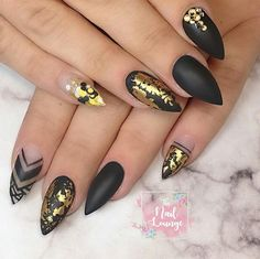 """2,130 Likes, 8 Comments - Ugly Duckling Nails Inc. (@uglyducklingnails) on Instagram: """"Thank you @the_nail_lounge__  """"@uglyducklingnails matte top coat is amazing Line work inspired…"""""""