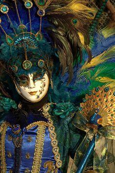 Venice Carnevale by Garry Platt Venetian Carnival Masks, Carnival Of Venice, Venetian Costumes, Venice Carnival Costumes, Mask Face Paint, Gas Mask Art, Venice Mask, Hidden Face, Masquerade Ball